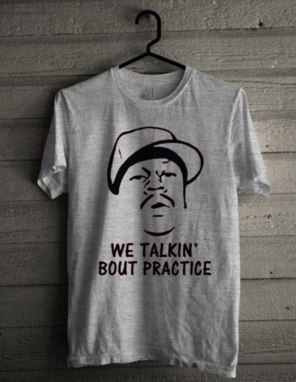 Allen Iverson Practice Unisex T Shirt