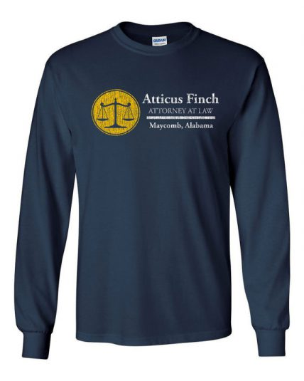 Atticus Finch attorney funny Unisex Sweatshirt