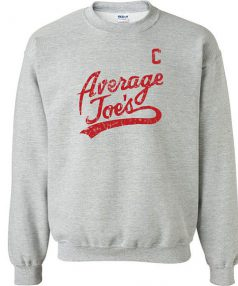 Average Joes Captain uniform Unisex Sweatshirt