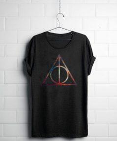 Death Hallows Unisex T Shirt