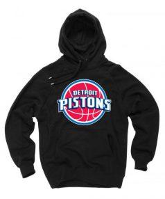 Detroit Pistons Unisex Adult Hoodie