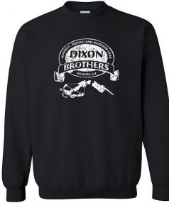 Dixon Brother hunting supplies zombie Unisex Sweatshirt