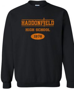 Haddonfield High School halloween Unisex Sweatshirt
