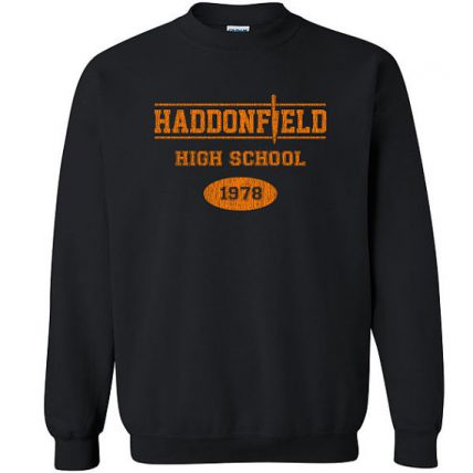 Haddonfield High School halloween Unisex Sweatshirt