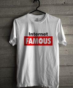 Internet Famous Unisex T Shirt