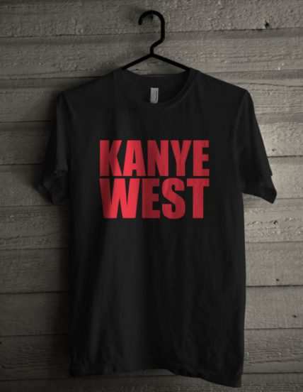 Kanye West Red Unisex T Shirt