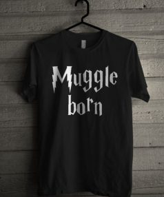 Muggle Born Unisex T Shirt