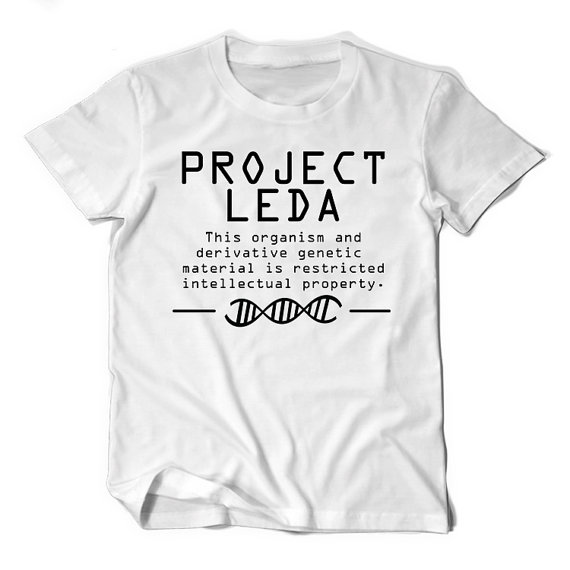 Orphan Black Project Leda Unisex T Shirt