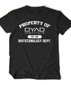 Orphan Black Property of Dyad Institute Unisex T Shirt