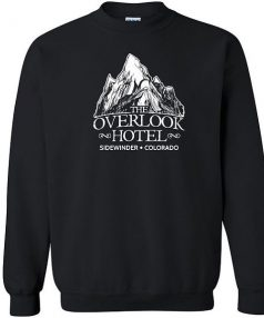 Overlook Hotel scary horror Unisex Sweatshirt