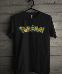 Pokemon Unisex Adult T Shirt