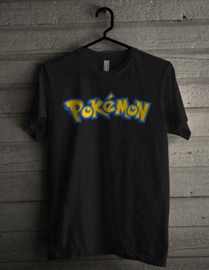 Pokemon Unisex Adult T Shirt