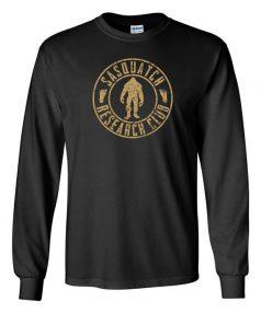 Sasquatch Research Club team Unisex Sweatshirt