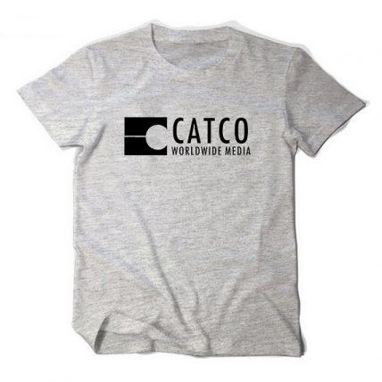 Supergirl Catco Worldwide Media DC Unisex T Shirt
