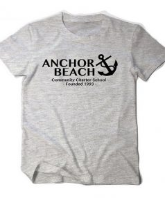 The Fosters school Anchor Beach Freeform Unisex T Shirt