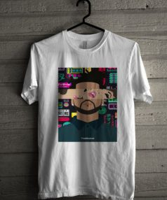 The Weeknd - Kiss Land Tour Unisex T Shirt
