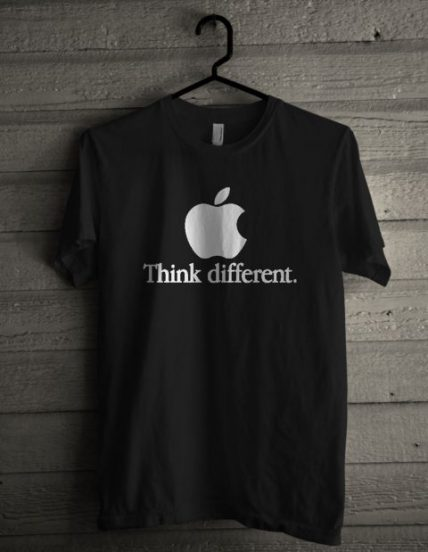 Think different Unisex T Shirt