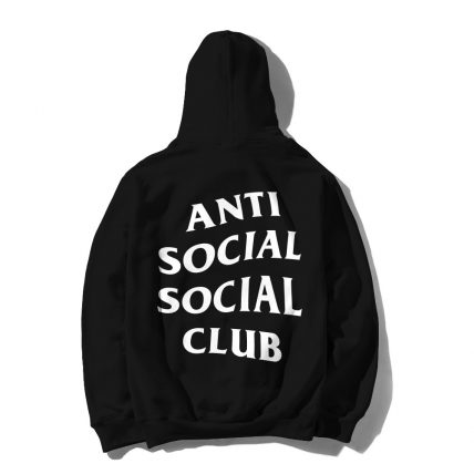 Anti Social Social Club Unisex Adult Hoodie