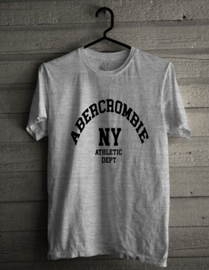 Abercombie Athletic Unisex T Shirt