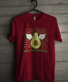 Avocado Angel Unisex T Shirt