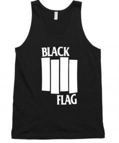 Black Flag Unisex Tank Top