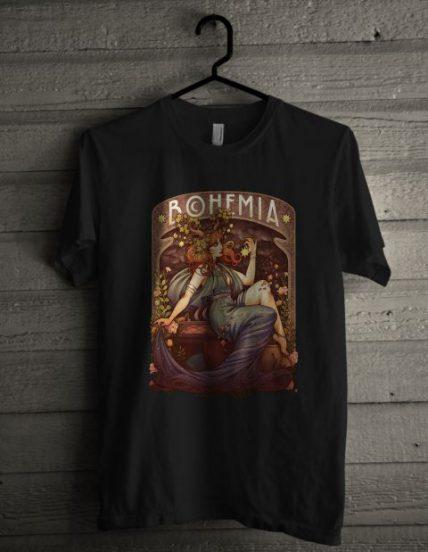 Bohemia Unisex T Shirt