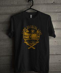 Camp Crystal Lake Unisex T Shirt