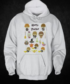Character Harry Potter Unisex Adult Hoodie