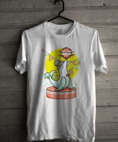 Circus Funny Unisex T Shirt