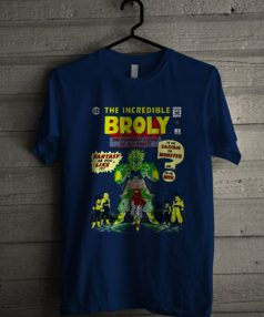 DRagon ball Broly Unisex T Shirt