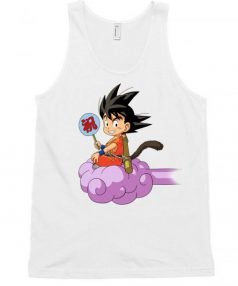Dragon Ball - kid Goku RC Unisex Tank Top