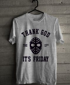 Friday The 13th Unisex T Shirt