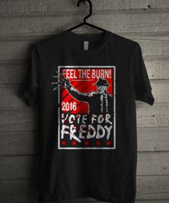 Freddy For President 2016 Unisex T Shirt