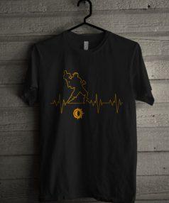Heartbeat Junkrat Unisex T Shirt