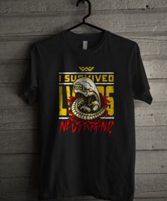 I Survived LV-426 Unisex T Shirt