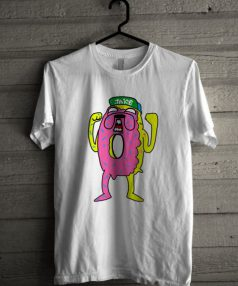 Jake Odd Future Dripping Breast Unisex T Shirt