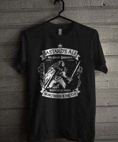 Jon Snow Bastard's Ale Unisex T Shirt