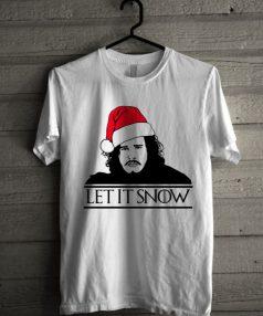 Jon Snow Game of Thrones Christmas Unisex T Shirt