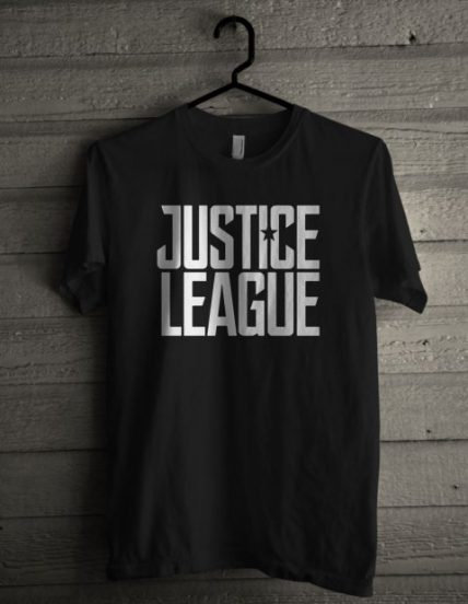 Justice League Unisex T Shirt