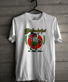 Oktobenderfest Unisex T Shirt