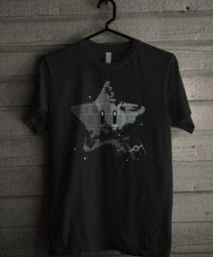 Super Death Star Unisex T Shirt