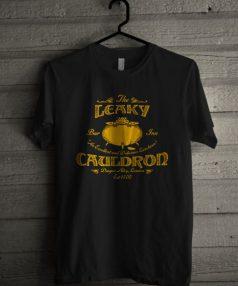 The Leaky Cauldron Bar and Inn Unisex T Shirt