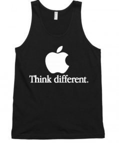 Think different Unisex Tank Top