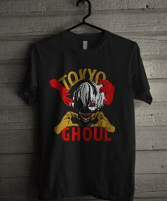 Tokyo Ghoul Unisex T Shirt