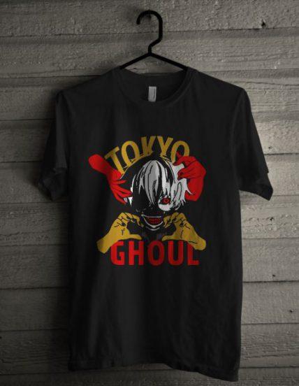 Tokyo Ghoul Unisex T Shirt