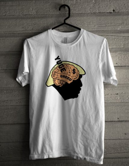 Trump's Brain Unisex T Shirt