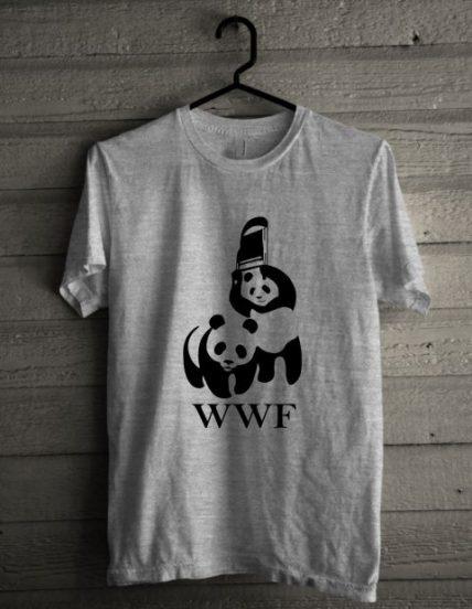 WWF parody Unisex T Shirt