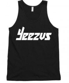 Yeezus Logo Unisex Tank Top