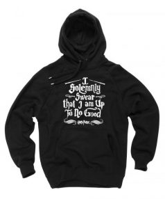 I Solemnly Swear Harry Potter Unisex Adult Hoodie