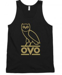 October's Very Own logo Unisex Tank Top